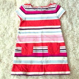 Knit sweater dress
